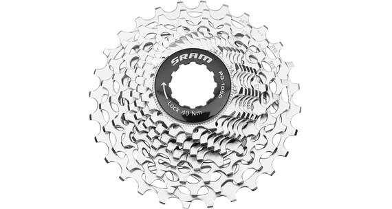 SRAM PG-1050 PowerGlide Kassette 10-fach, 12-28 Zähne silber